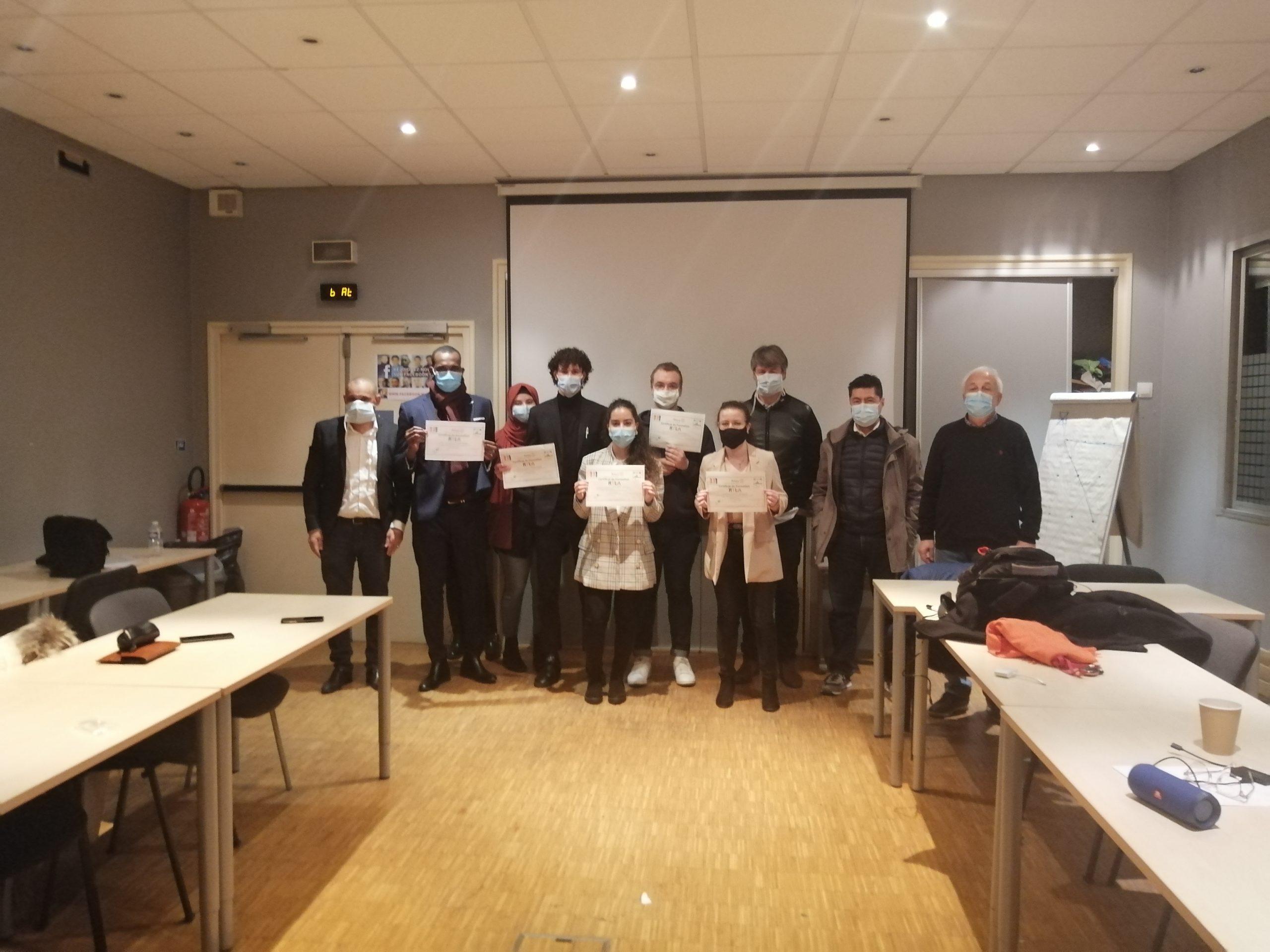Le premier RYLA organisé à Corbeil-Essonnes du 12 au 13 décembre 2020