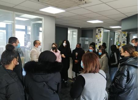Découverte de métiers : visite du centre de formation IFFEN